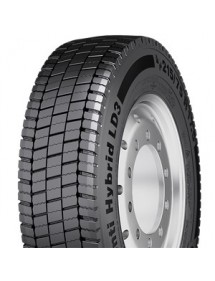 Anvelopa CAMION Continental Hybrid LD3 225/75R17.5 129/127M